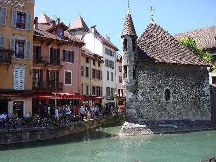Annecy Haute Savoie Centro storico
